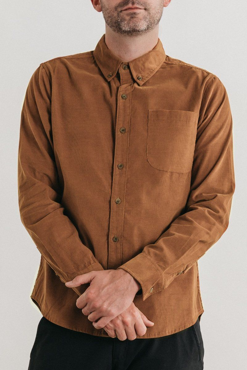 Core Button Down Slim Shirt   Shirts, Mens tops, Slim