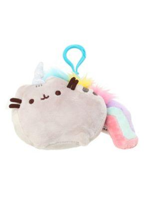 Pusheen Unicorn Clip-On Plush