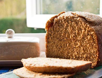 Bread Machine Pumpkin Yeast Bread | Recipe | Cocoa bread ...
