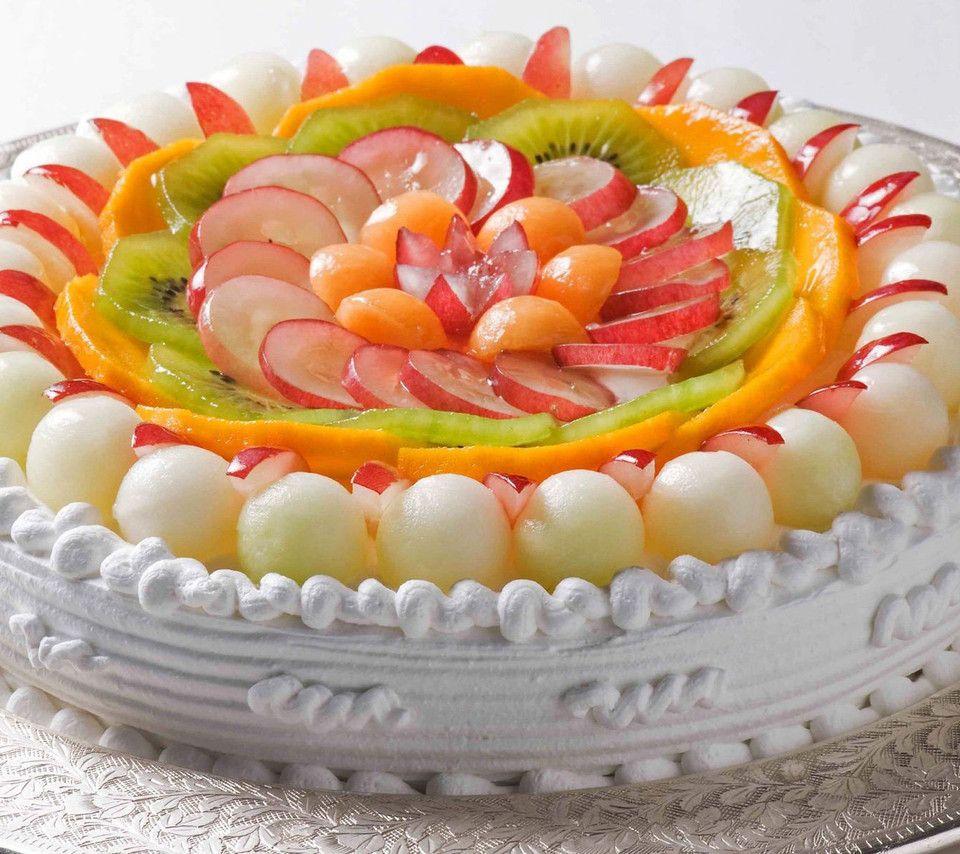 fruit decorations on cake cake decorations pinterest fruit decorations cake and cookie. Black Bedroom Furniture Sets. Home Design Ideas