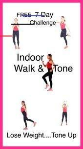 WALKING AT HOME CHALLENGE – LWR Fitness - #Challenge #fitness #gewichtverlieren #gewichtverlierenmot...
