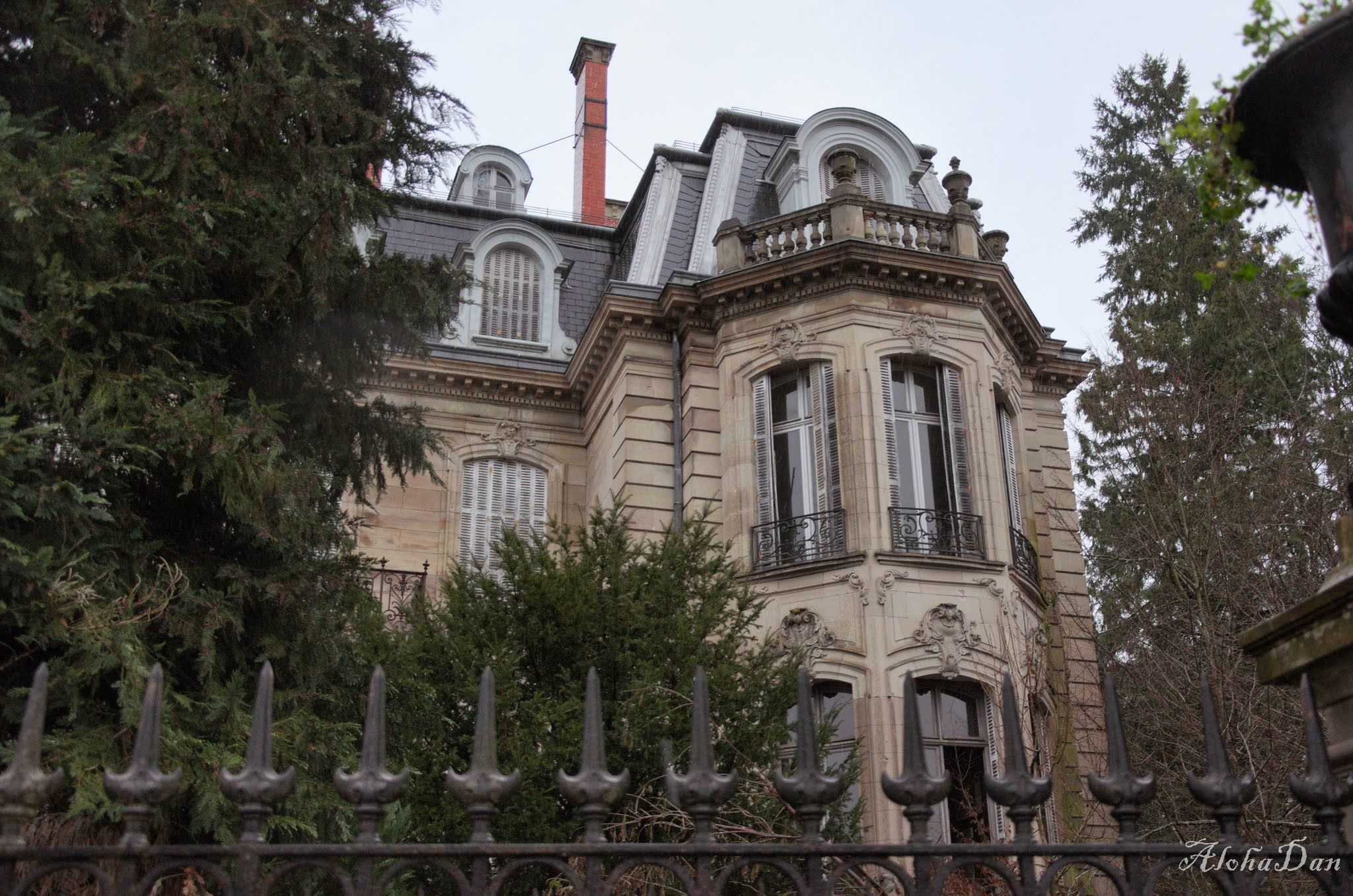 Chateau Lumiere Elsass