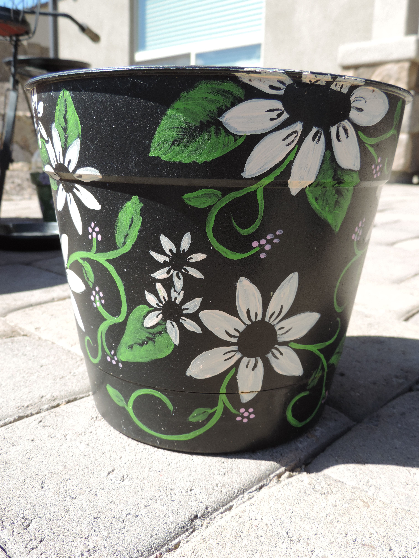 Flower Pot 5 Flower Pot Design Painted Flower Pots Clay Flower Pots