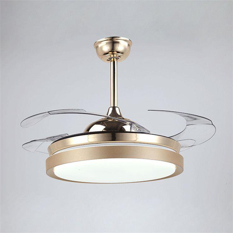 Ledシーリングファンライト シャンデリア 照明器具 天井照明 リビング
