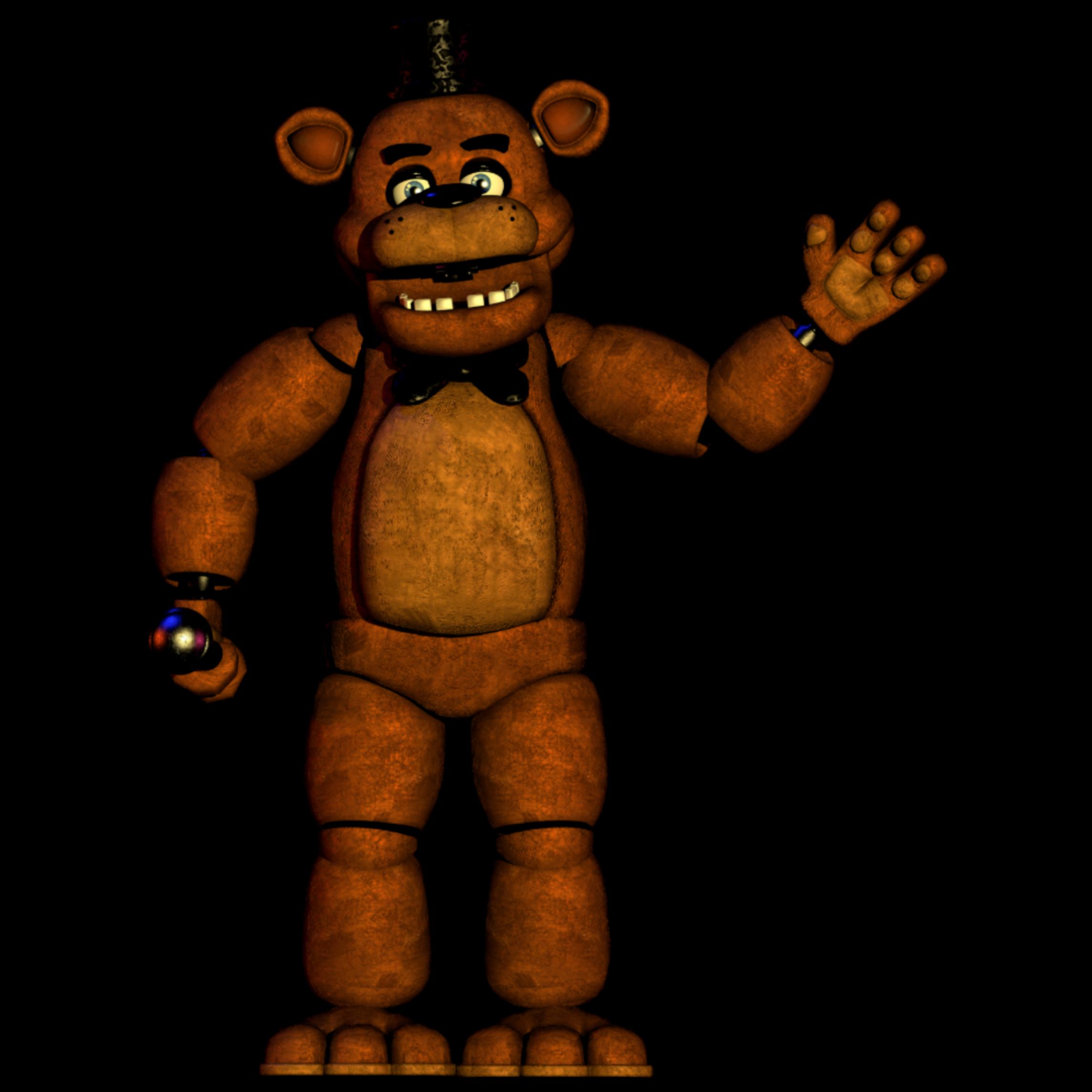 Freddy Fazbear Fnaf Characters Fnaf Freddy Fazbear