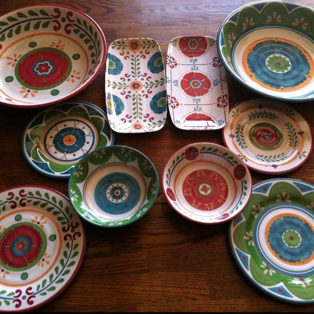 Melamine Dishes By Target Home