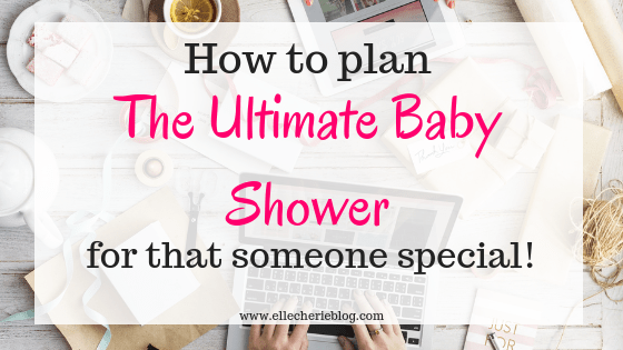 How to plan the ultimate baby shower | Unique baby shower ...