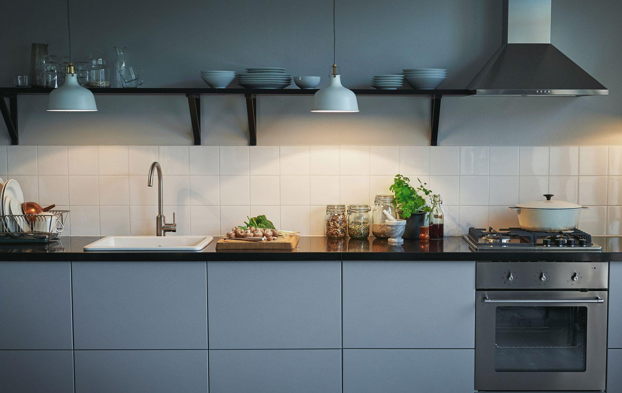 Interessant Ikea Küche Beleuchtung Ideen (Nach Pinterest