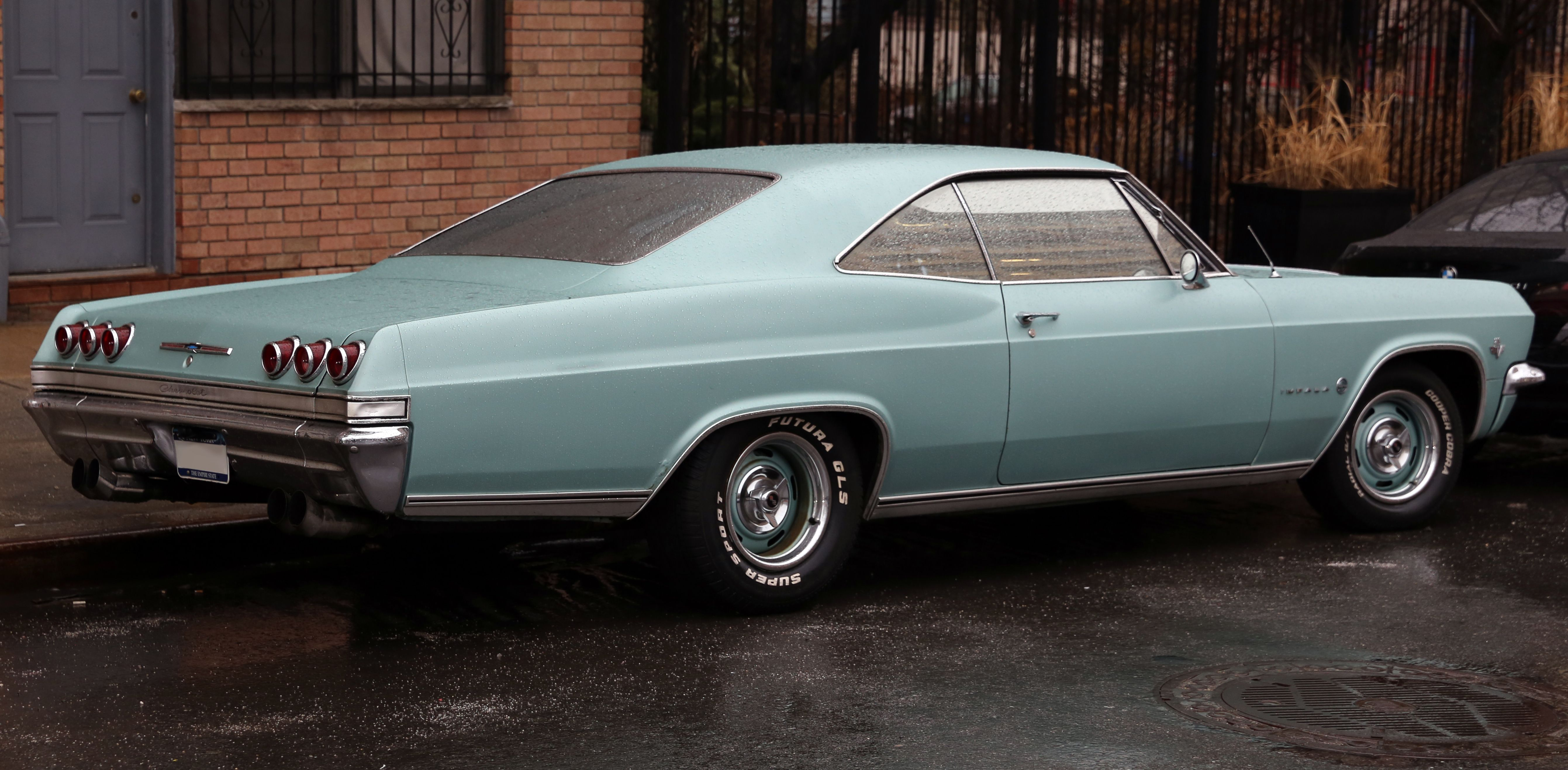 1965 Chevrolet Impala Sport Coupe 283 Cars & Racing