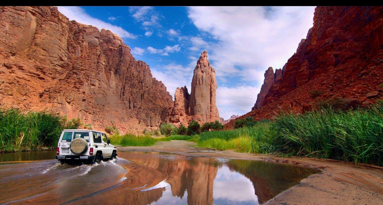 وادي الديسه في تبوك Monument Valley Natural Landmarks Monument