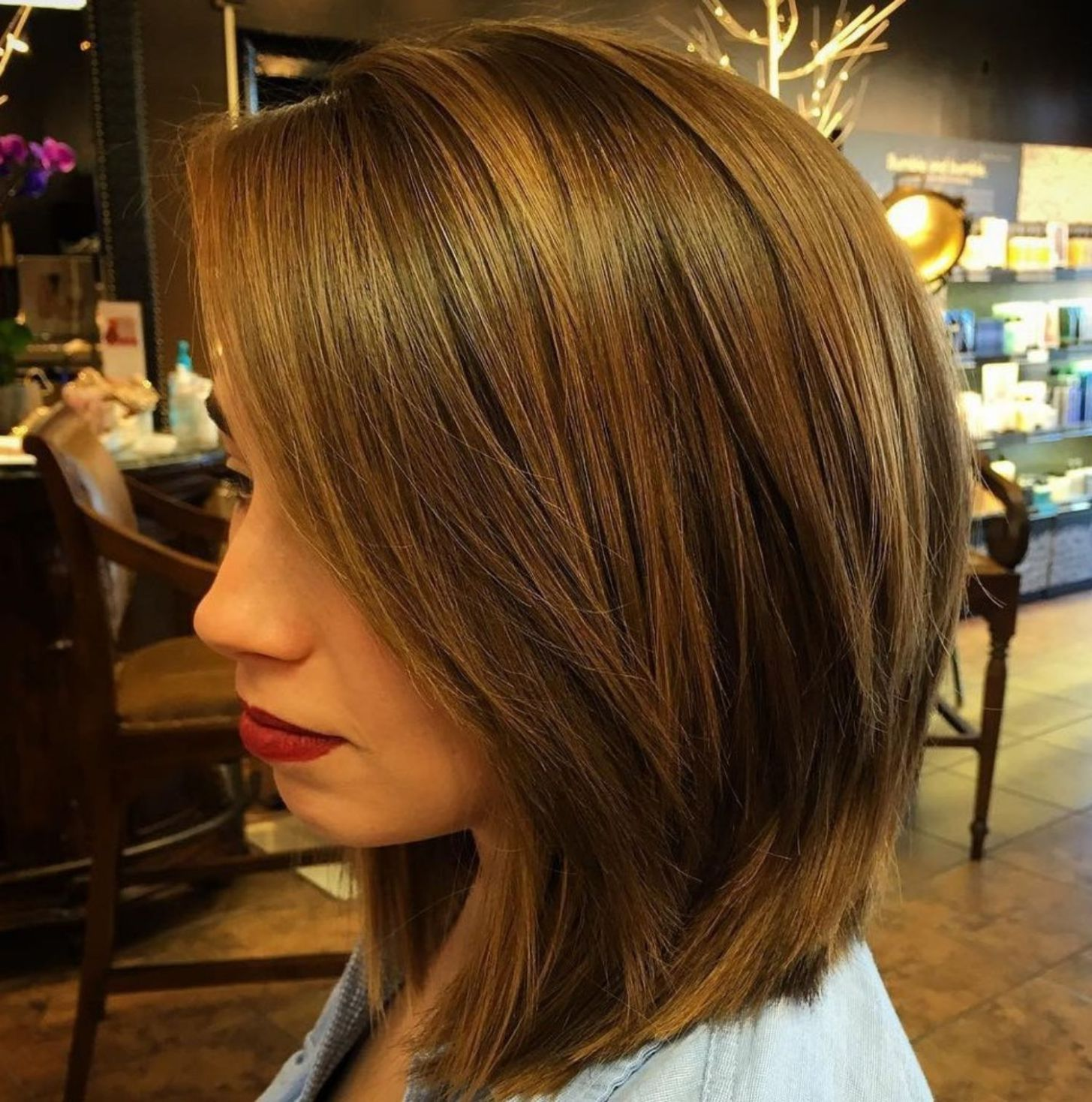 60 Trendy Layered Bob Hairstyles You Can't Miss
