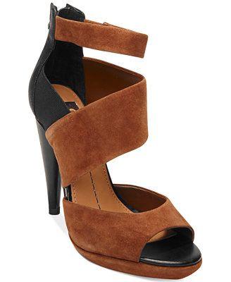 DV by Dolce Vita Sayde Platform Sandals - Sandals - Shoes - Macy's