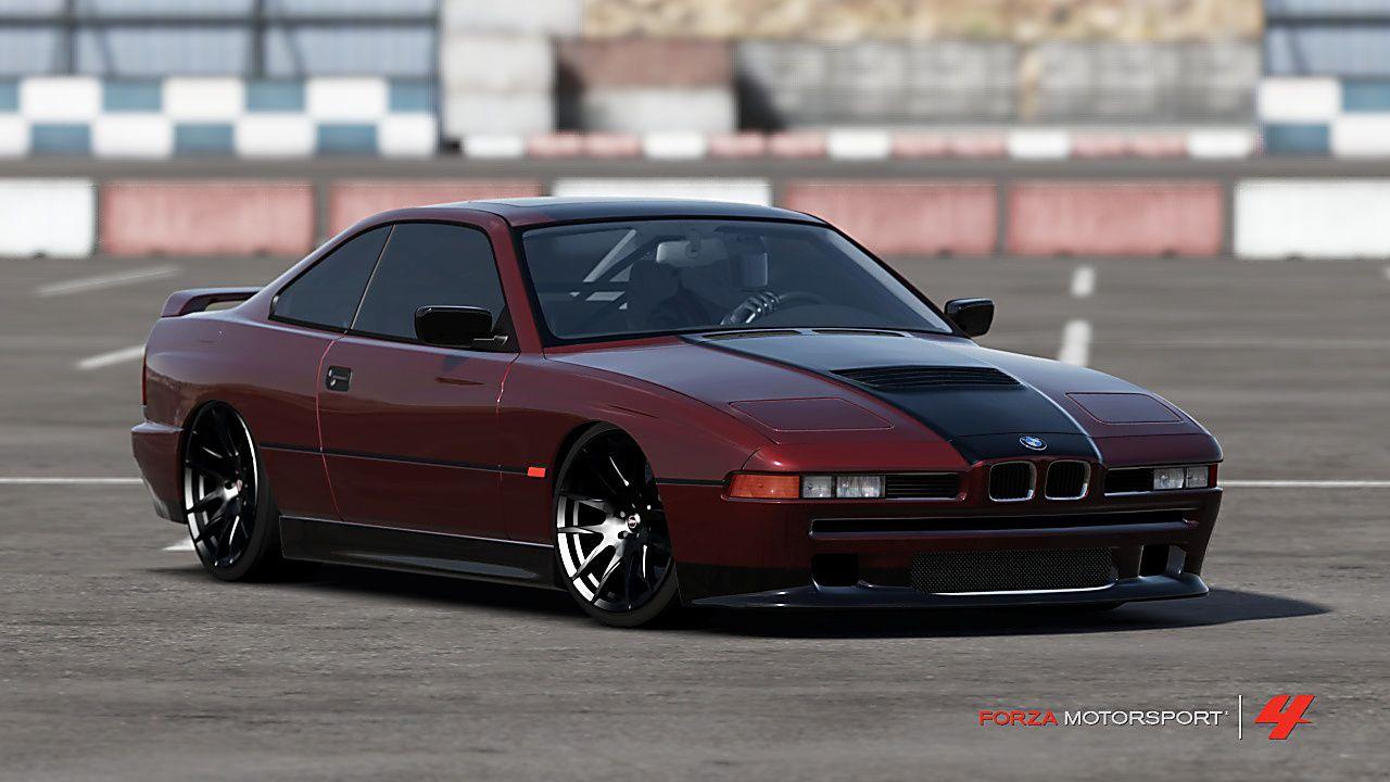 bmw 850 csi bronze slammed garage kept bmw cars bmw cars. Black Bedroom Furniture Sets. Home Design Ideas