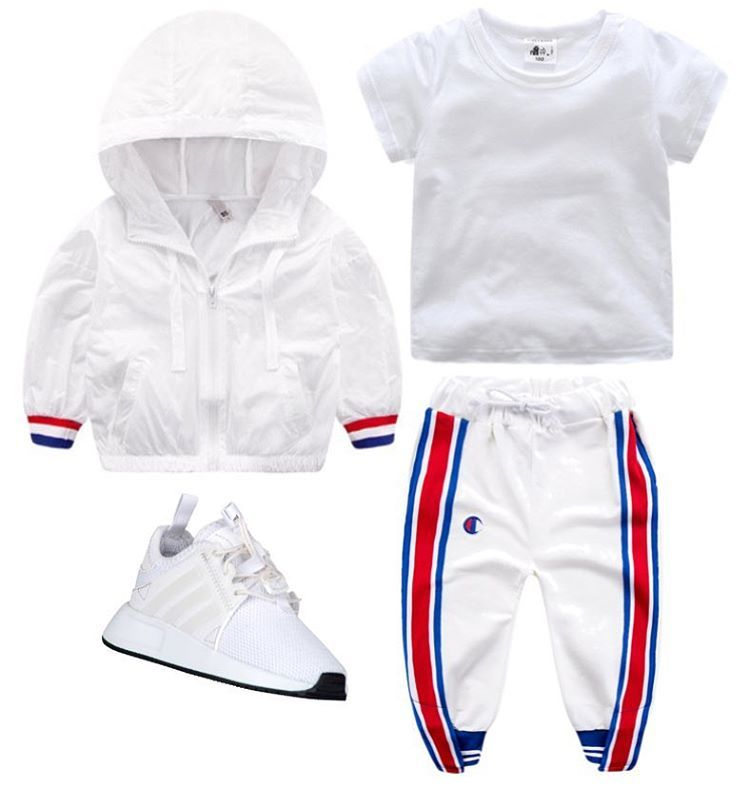costume adidas neonato