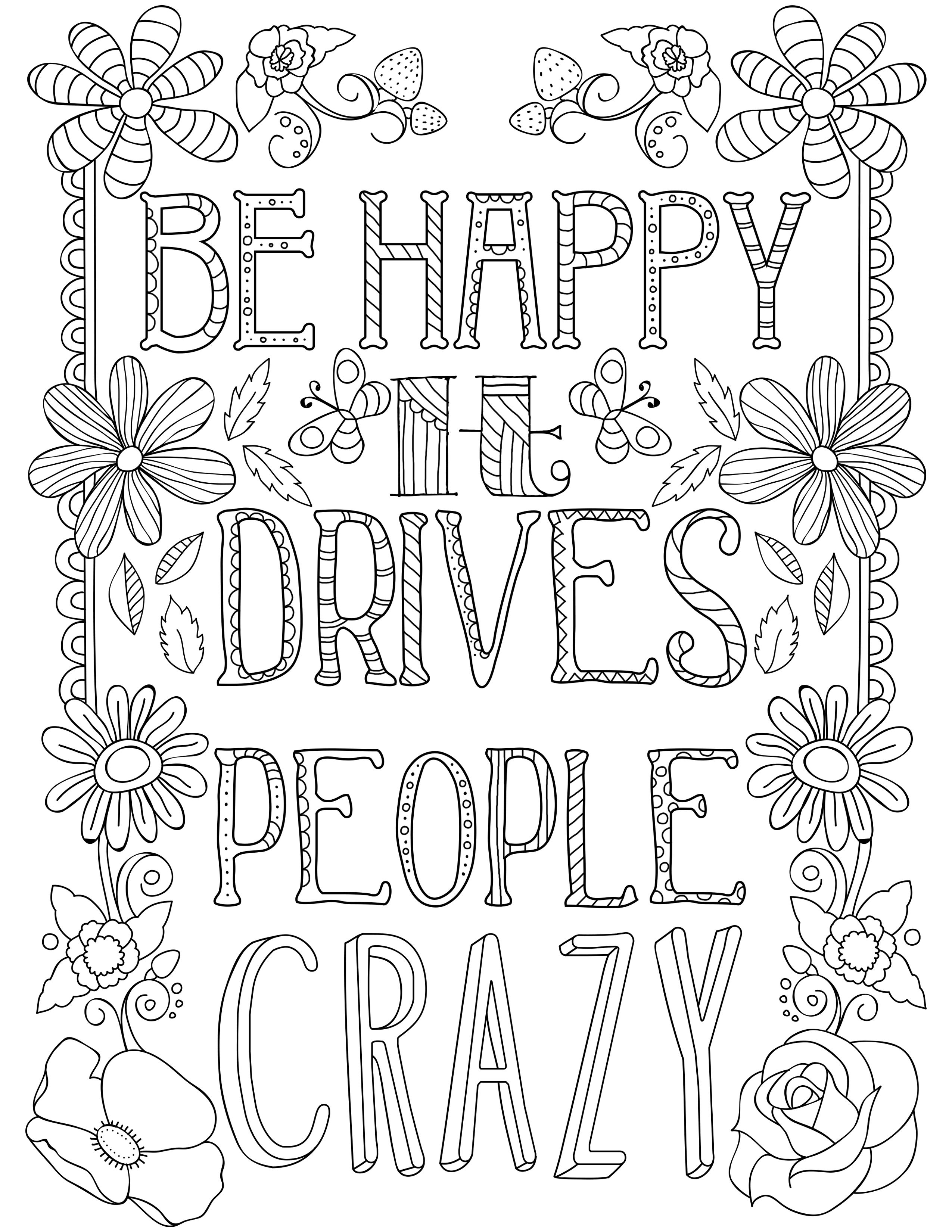 Pin by marty'S on Coloring for adult   Coloring pages ...