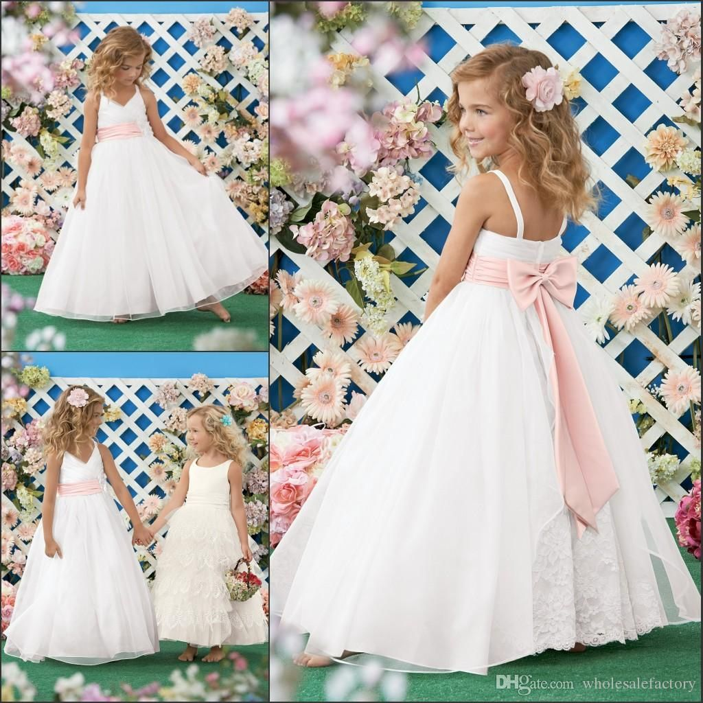 Beach wedding flower girl dresses wedding dresses for fall check