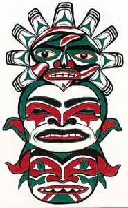 Tribal Totem Pole Tattoo Designs Rate This Tattoo Totem Pole Tattoo Tattoo Designs Totem