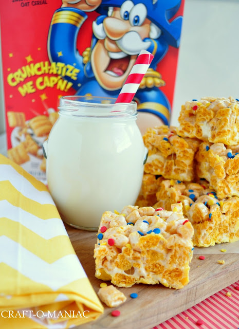 Til That After Four Years Of Eating Cap N Crunch With Crunchberries A Woman Sued The Distributor Of Cap N Crunch Because She Capn Crunch Crunch Crunch Berries