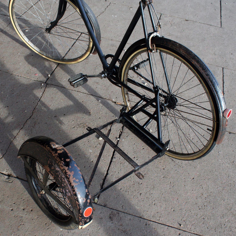 Самоделки велосипеда в картинках