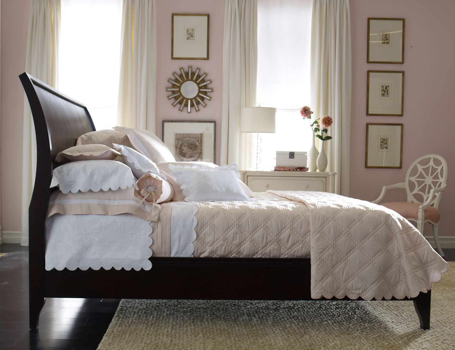 Best Luxury In Pink French Country Bedrooms Interior 400 x 300