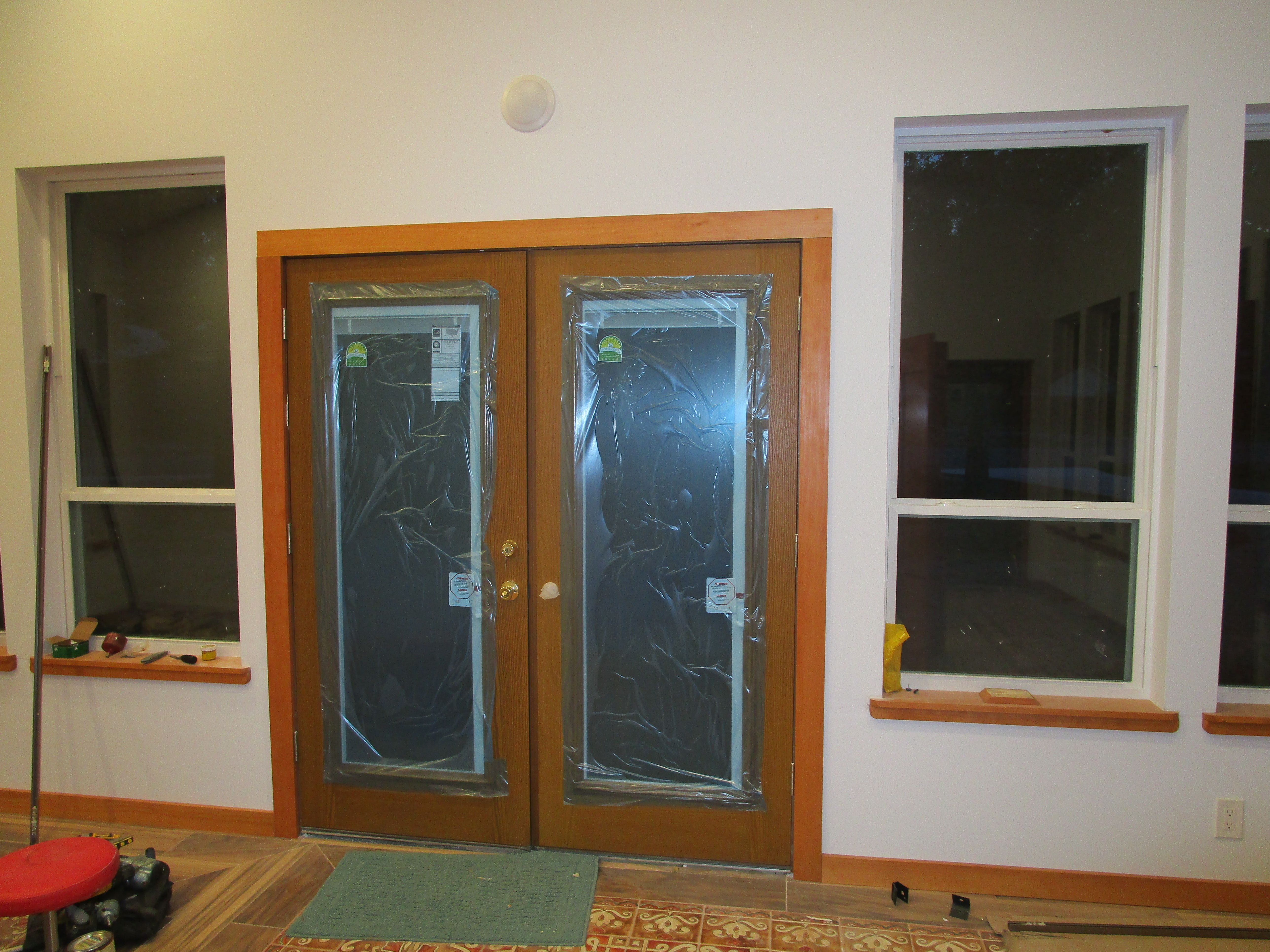 The Sunroom Door Installation Home Remodeling Home