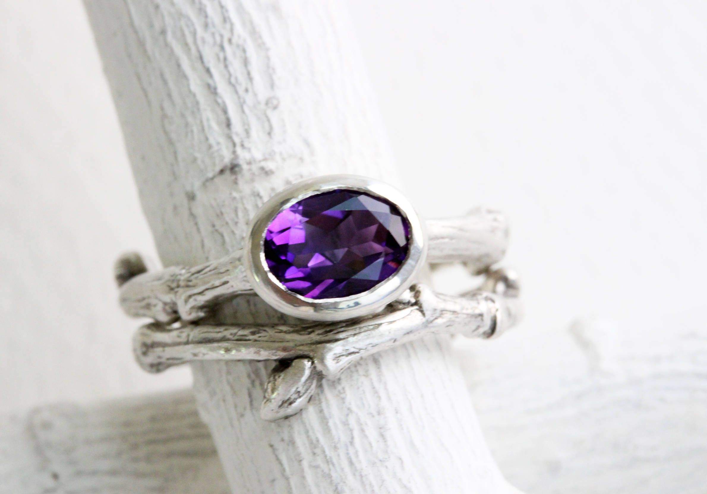 a has amethyst this wedding bridal custom style ring rings with is made more explore pin amethist and engagement platinum