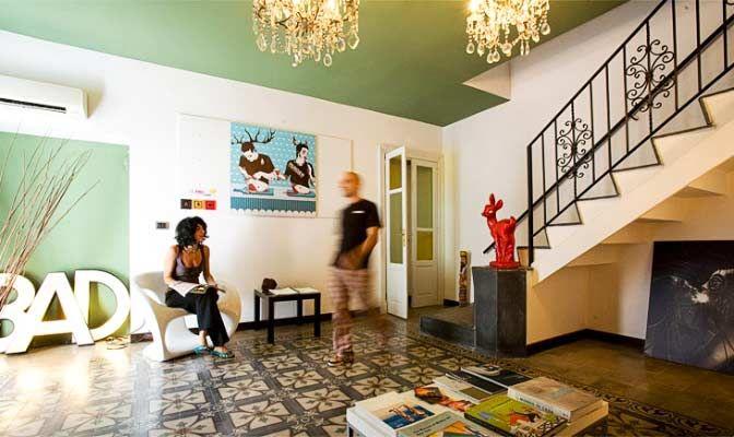 Modern Design Small Hotel B Sicily Italy