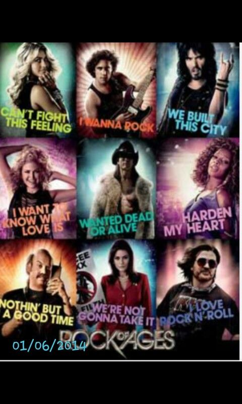 Anyone Seen This Movie Rock Of Ages 2012 So Awesome Rock On Rock Of Ages Rock Of Ages Musical Musical Movies