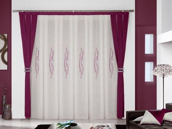 decoracion mueble sofa cortinas y visillos para dormitorios