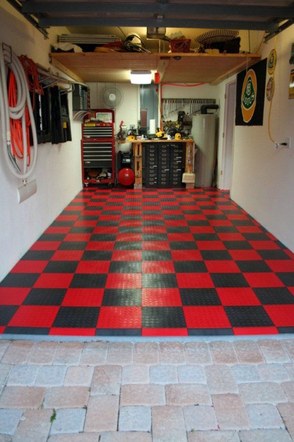 Awesome Garage Floors Ideas, perfect for your home ...