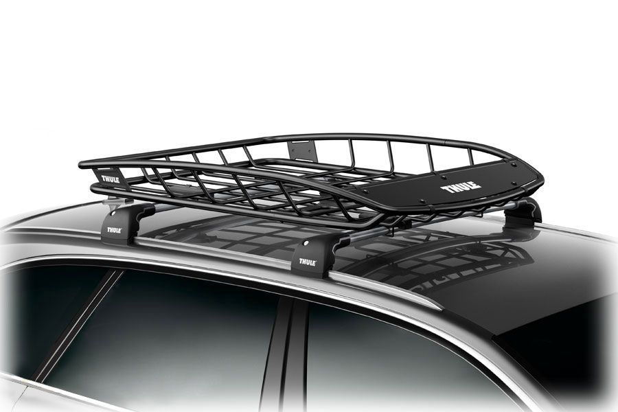 Thule 859XT Canyon Cargo Basket Thule roof rack, Kayak