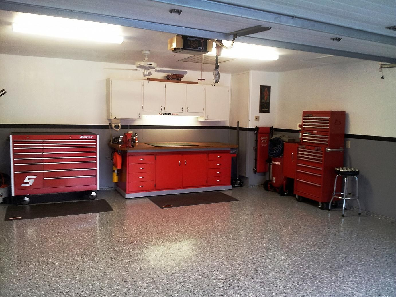 25 brilliant garage wall ideas design and remodel on interior wall colors ideas id=81920