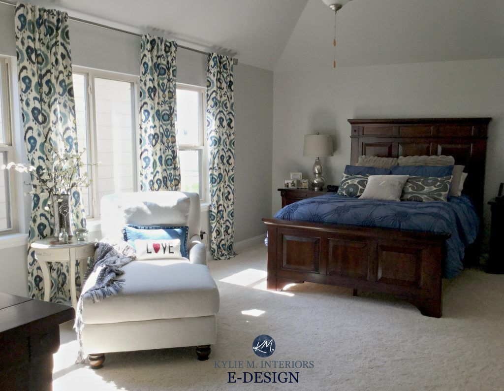 Paint Colour Review Sherwin Williams Repose Gray Sw 7015 Kylie M Interiors Cherry Bedroom Furniture Repose Gray Sherwin Williams Gray Master Bedroom
