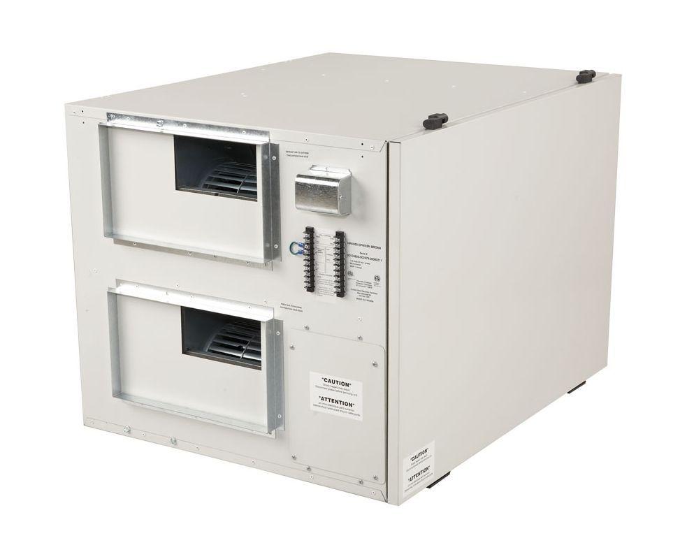 Broan HRV650 Indoor Quality Heat Recovery Ventilator 650 ...