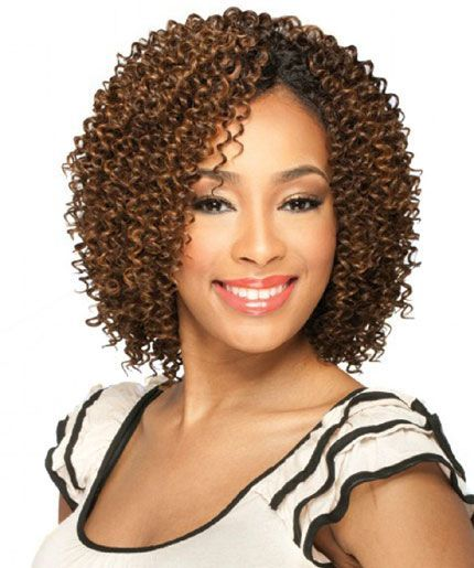Short Jerry Curl Sew In Google Search Curly Crochet Hair Styles Curly Hair Styles Naturally Weave Hairstyles