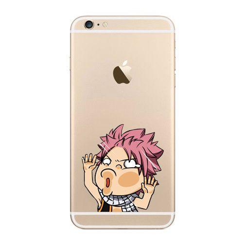 coque iphone 6 natsu