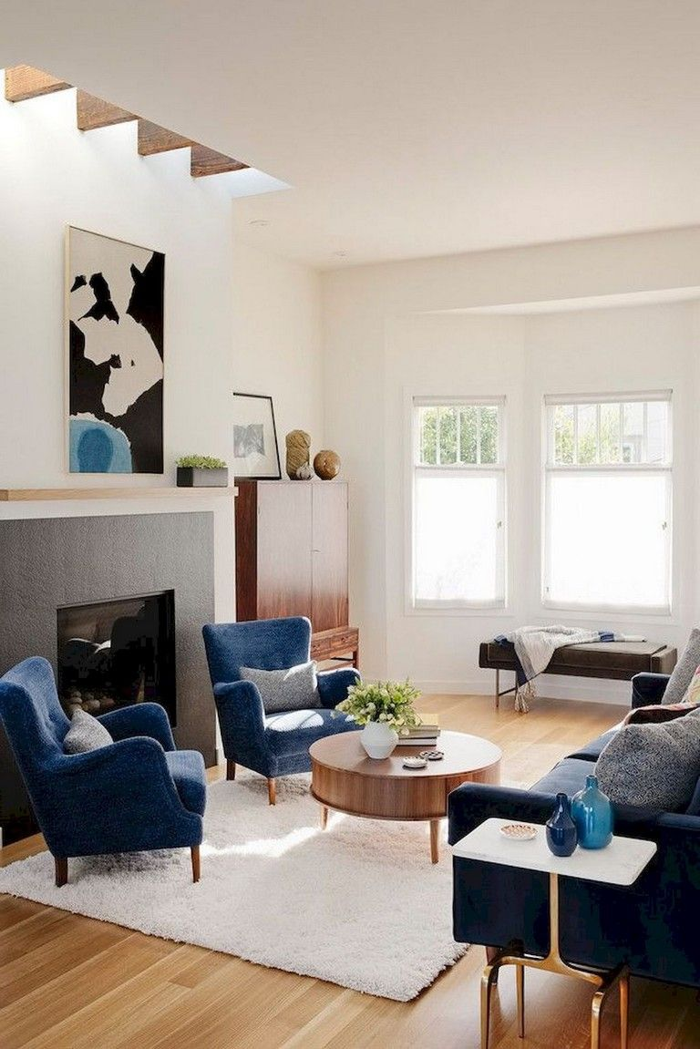 78+ Cozy Modern Minimalist Living Room Designs - Page 58 ...