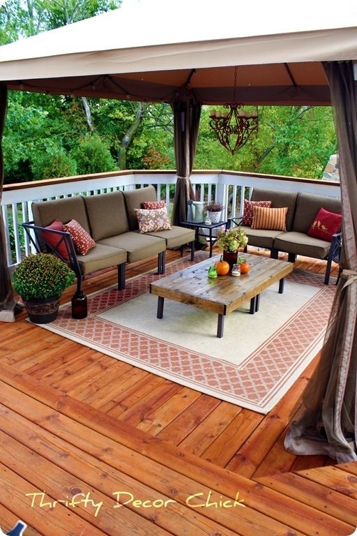 Top 10 Patio Ideas Outdoor Rooms Outdoor Living Patio