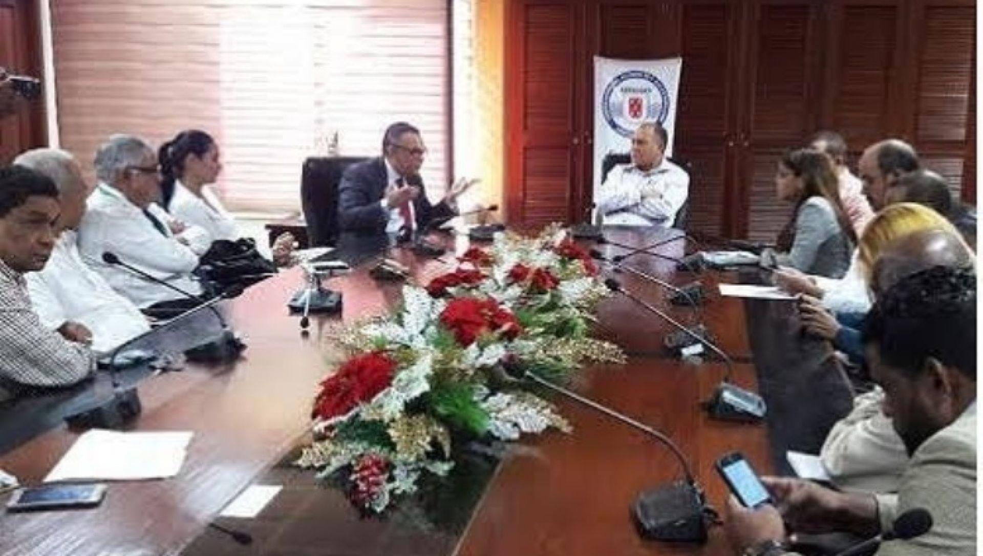 MAP colaborará con todos los hospitales de Santiago y gran Santo Domingo