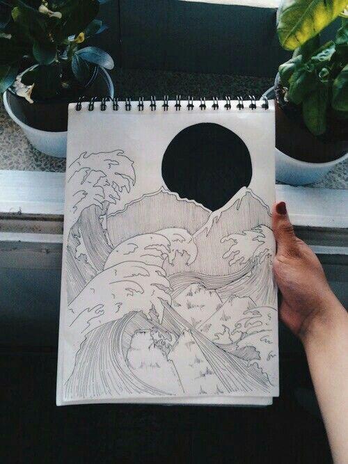 Pinterest Kaylahhbeth Art Aesthetic Drawing