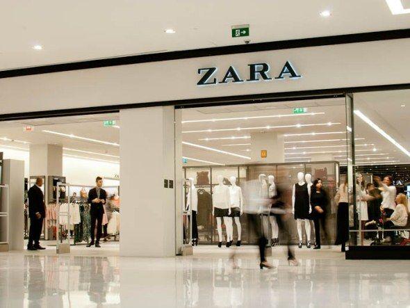 dab5aac687b Zara abre loja sustentável em São Paulo