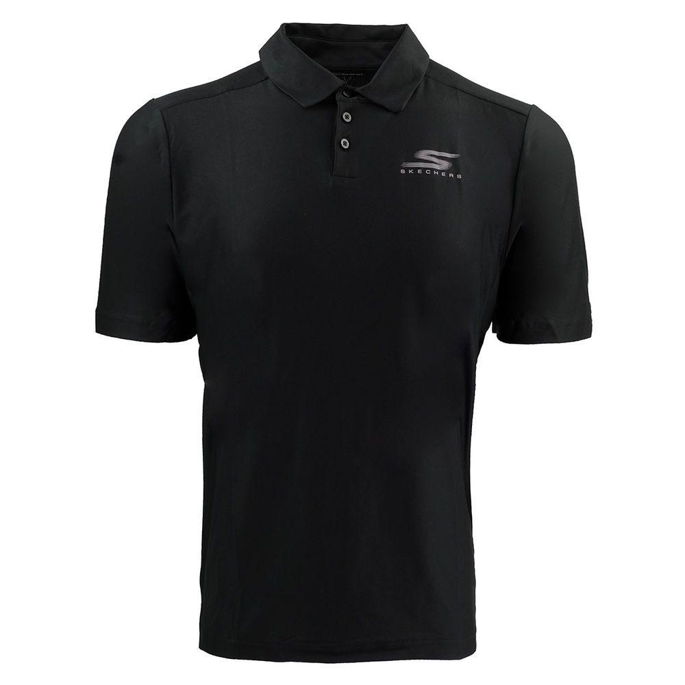 Skechers Men's GOGOLF Pine Valley Logo Polo Shirt #fashion ...