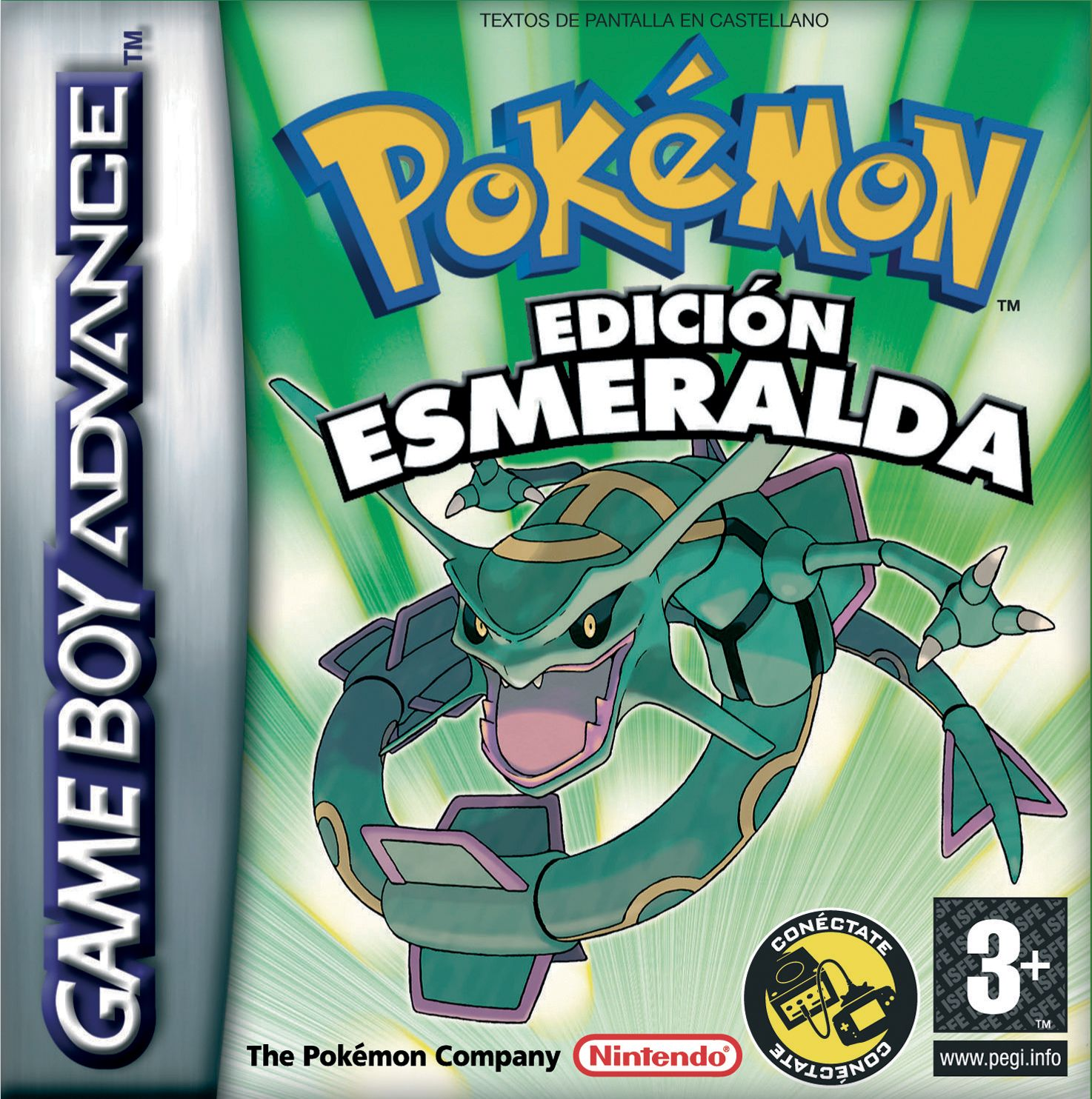 Pokémon Edición Esmeralda 2004 Pokemon Emerald Pokemon Pokemon Games