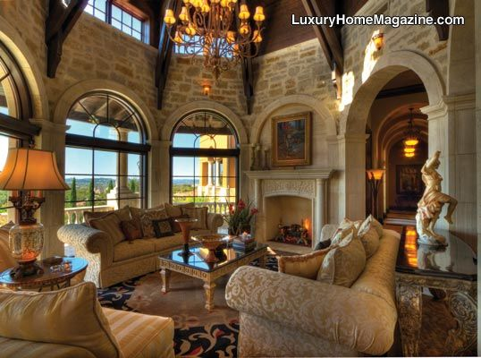 Italian Renaissance Estate in San Antonio TX #luxury #homes #house #forthehome #interior #design #decor & Italian Renaissance Estate in San Antonio TX #luxury #homes #house ...