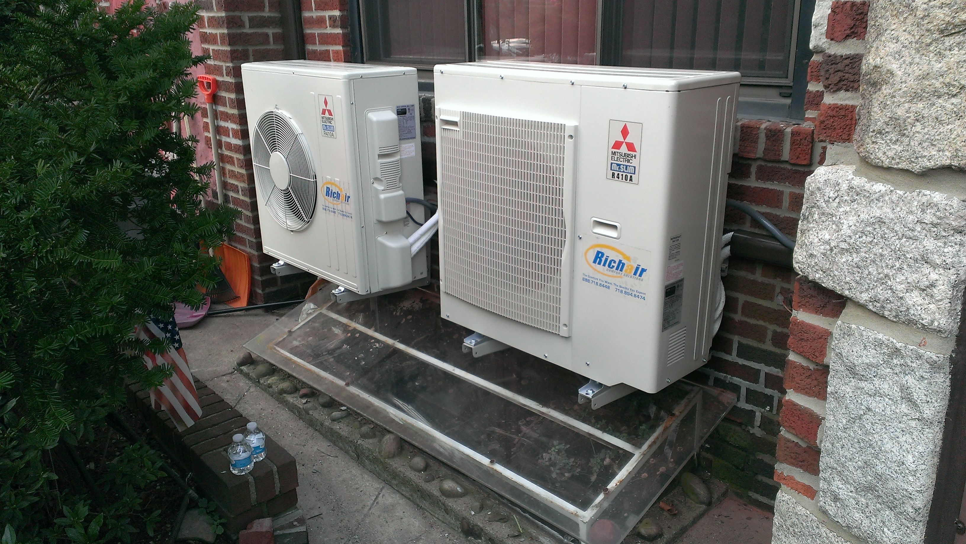 Ductless Mini Split Installation In Forest Hills Ny