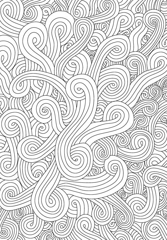 Pin By Mark Donaldson On Prints Patterns Coloring Pages For Grown Ups Coloring Pages Colorful Drawings