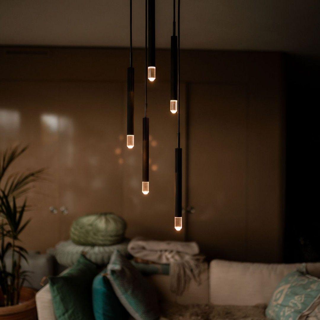 Unsere Led Leuchte Hangt Schon Macht Raume Heller Schoner Bald Gibt Es Sie Auch Zu Kaufen Qualitat Leuchte Led In 2020 Led Leuchten Hangeleuchte Coole Leuchten