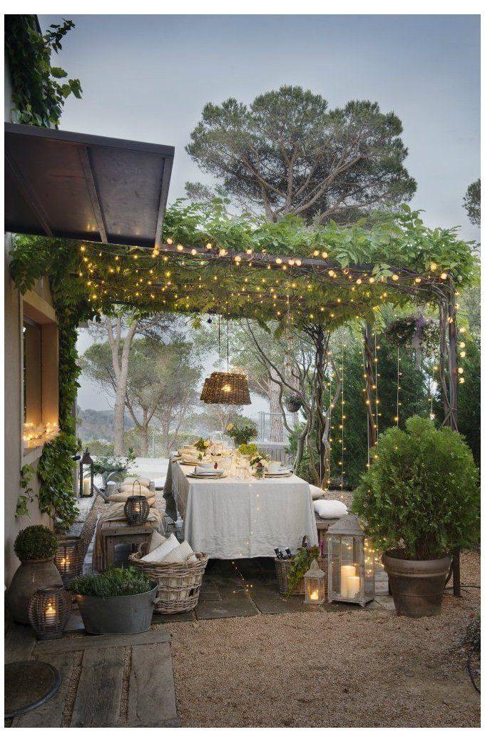 35+ hermosas ideas de diseño de jardines mediterráneos para su jardín #jardín #jardín … – mis ideas y s