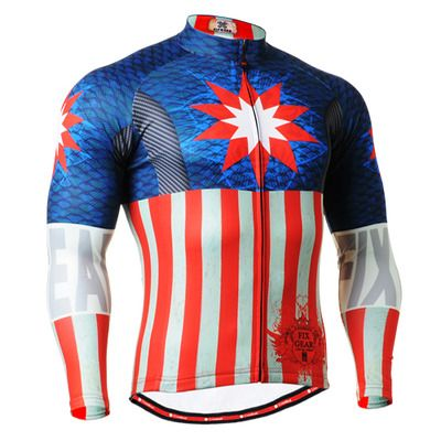 Cycling Long Sleeves - cs-3701