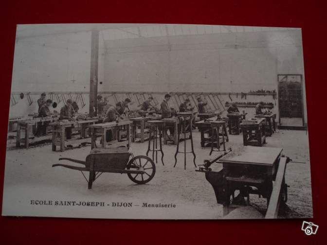 carte postale ancienne de dijon collection c te d 39 or the morvan local history. Black Bedroom Furniture Sets. Home Design Ideas